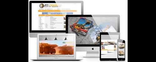 PROTRADER ist das Fachmagazin für Bau- und Nutzfahrzeuge des Hauser Verlags.