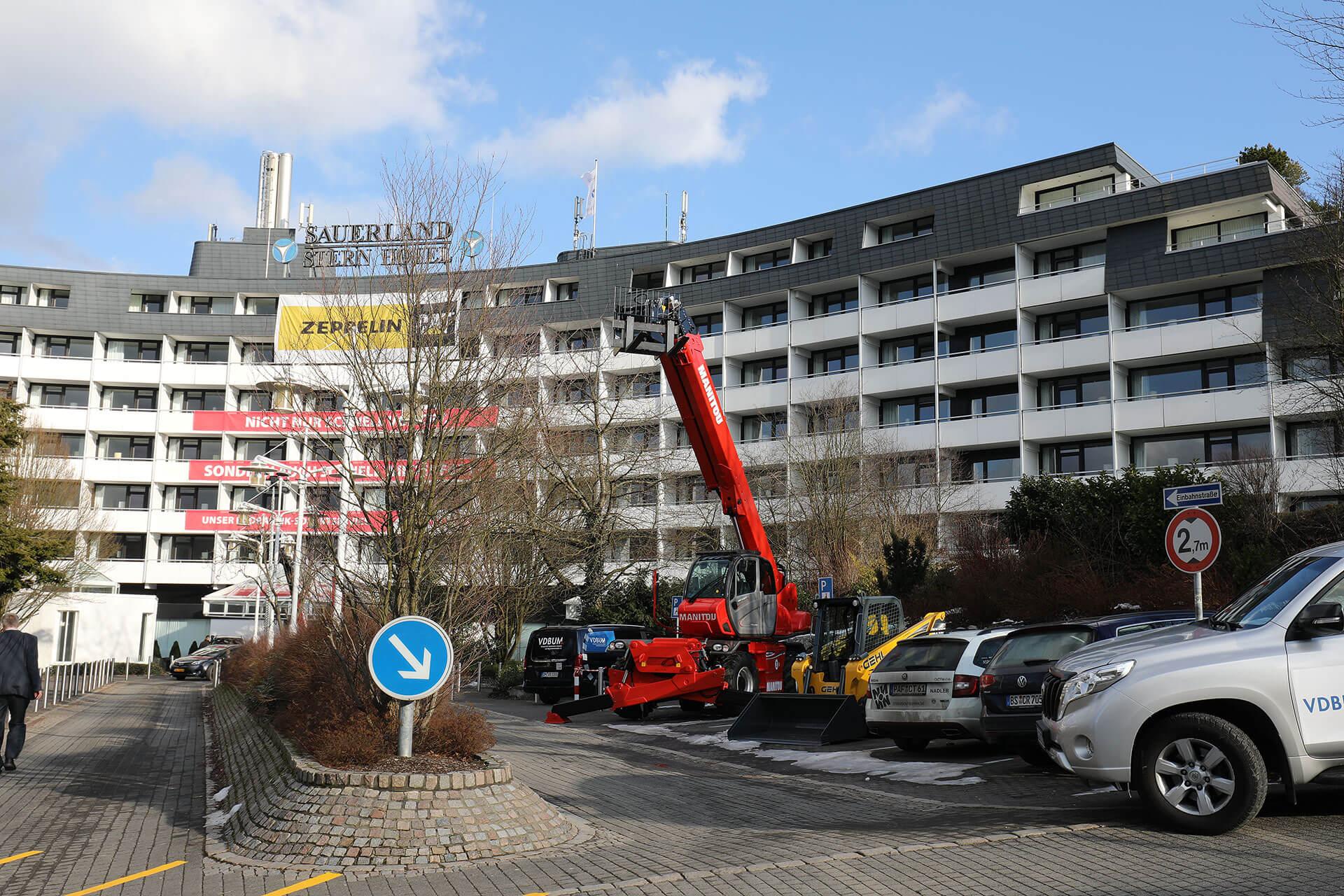 Read more about the article Branchentreffen im Sauerland