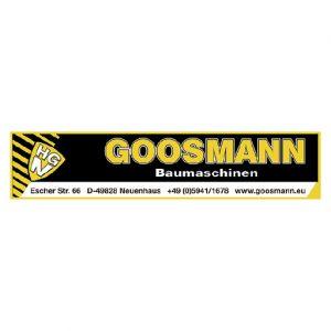 logo goosmann baumaschinen gmbh