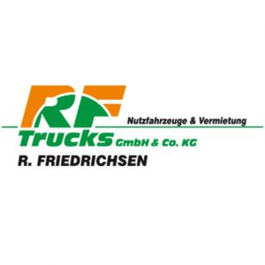 logo rf trucks gmbh
