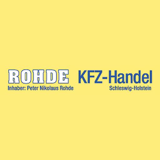 logo rohde kfz handel