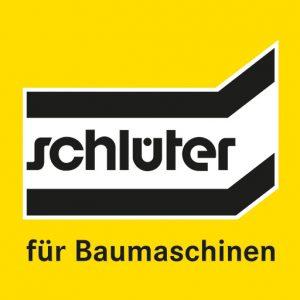 logo schlueter fuer baumaschinen