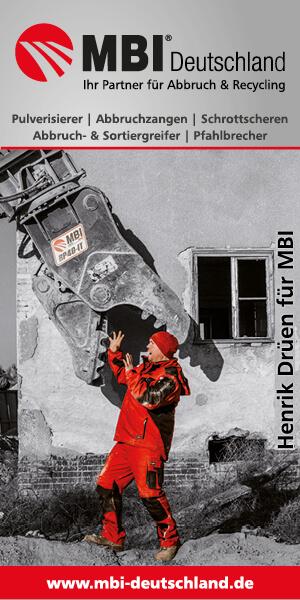 Werbung: MBI Deutschland