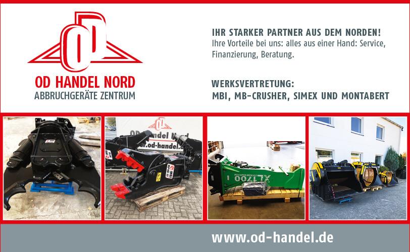Werbung: OD HANDEL NORD
