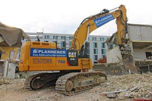 Read more about the article Ein Gerät, das Beton mürbe macht