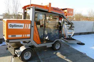 Read more about the article Optimas hebt 182 Kg per Vakuum