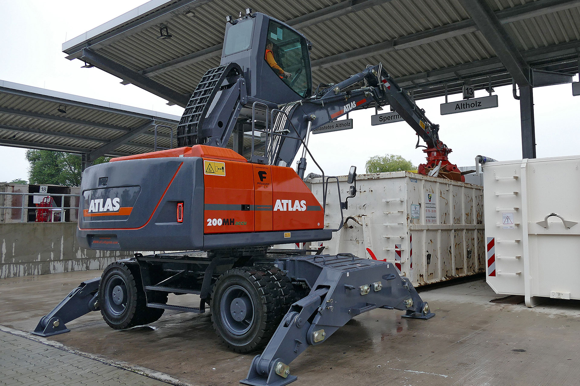 Read more about the article Atlas unter Strom