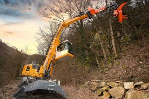 """Read more about the article Liebherr bietet """"Holzknacker-Suite"""""""