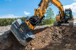 Read more about the article Sicher Baggern Mit Engcon