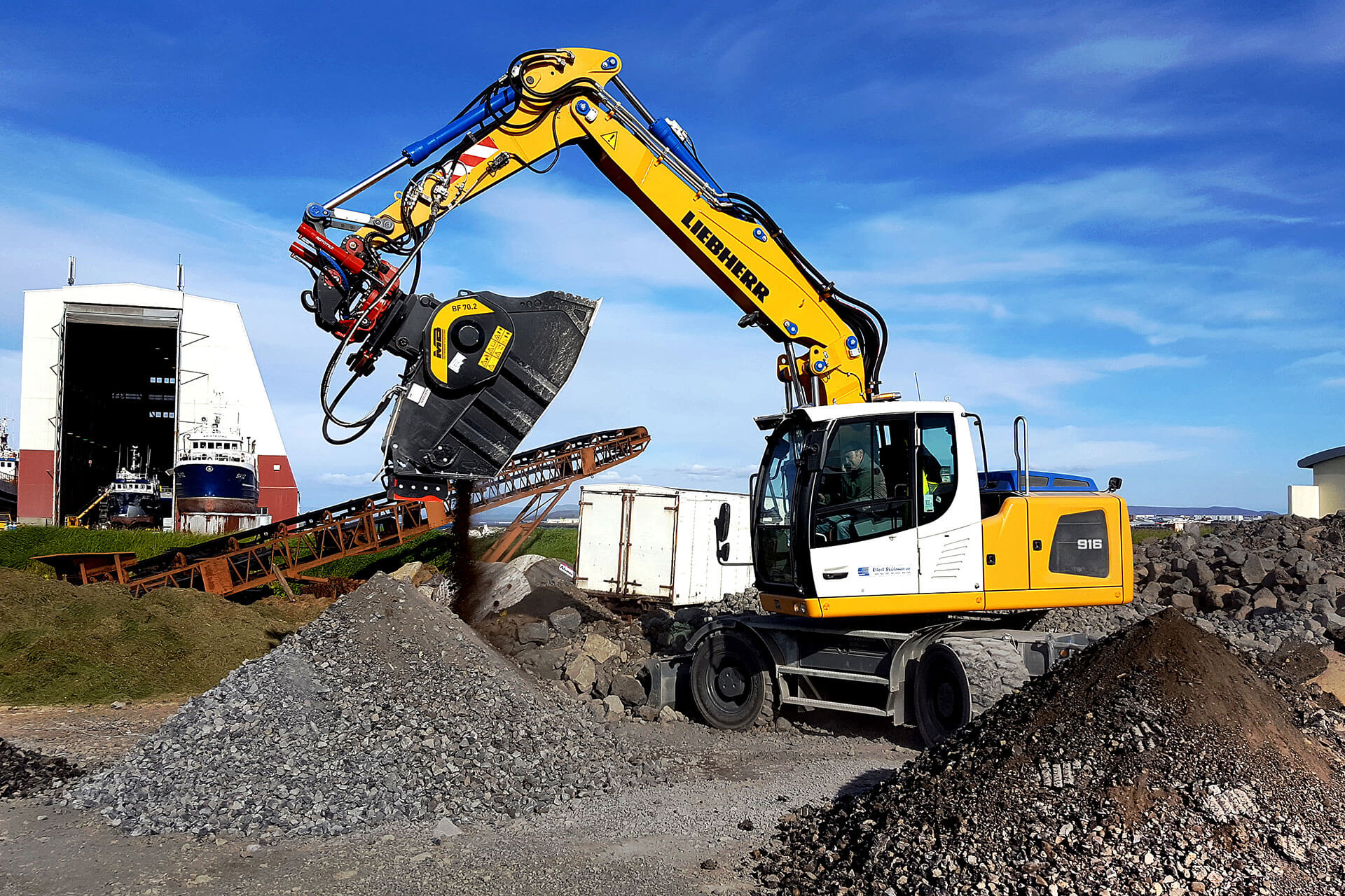 Read more about the article Asphalt-Recycling als Wendepunkt