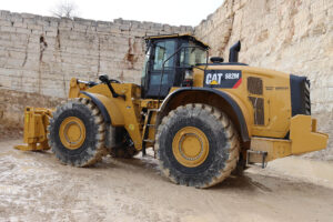 Cat Radlader 982M