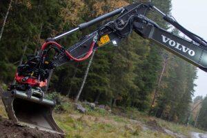 Read more about the article Rototilt und Volvo CE beschreiten global einen gemeinsamen Weg