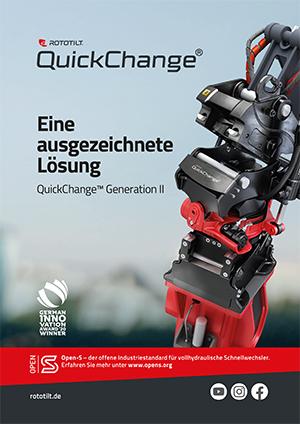 Rototilt QuickChange™