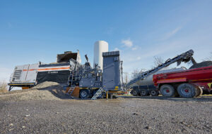 Read more about the article Wirtgen: Nachhaltig recyceln