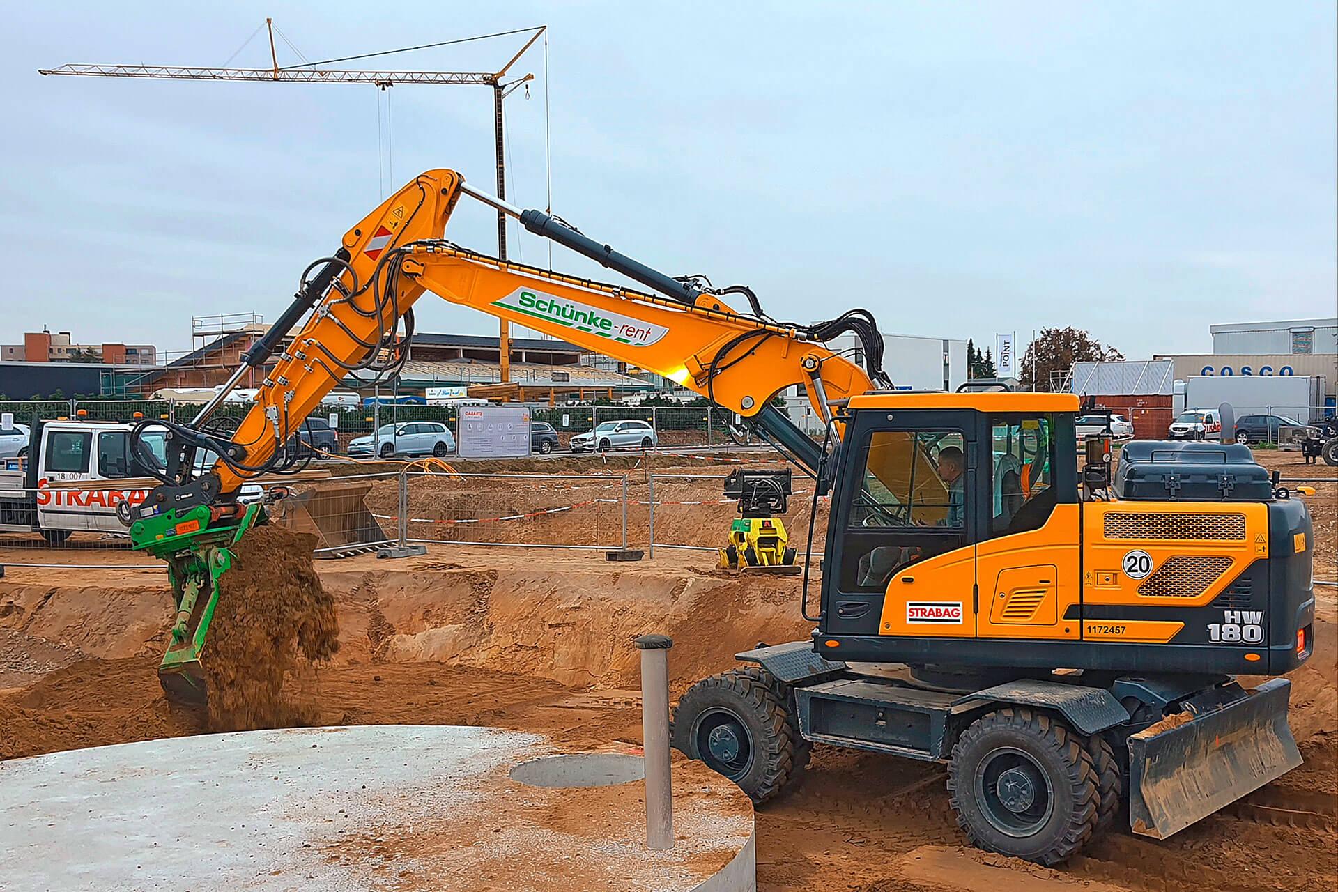 Read more about the article Vielseitiger Partner auf der Baustelle