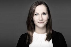 Vernhold-Marketingleiterin Gloria Weeke, verantwortlich für die Einführung der Traser Software auf Seiten des Baumaschinenhändlers.