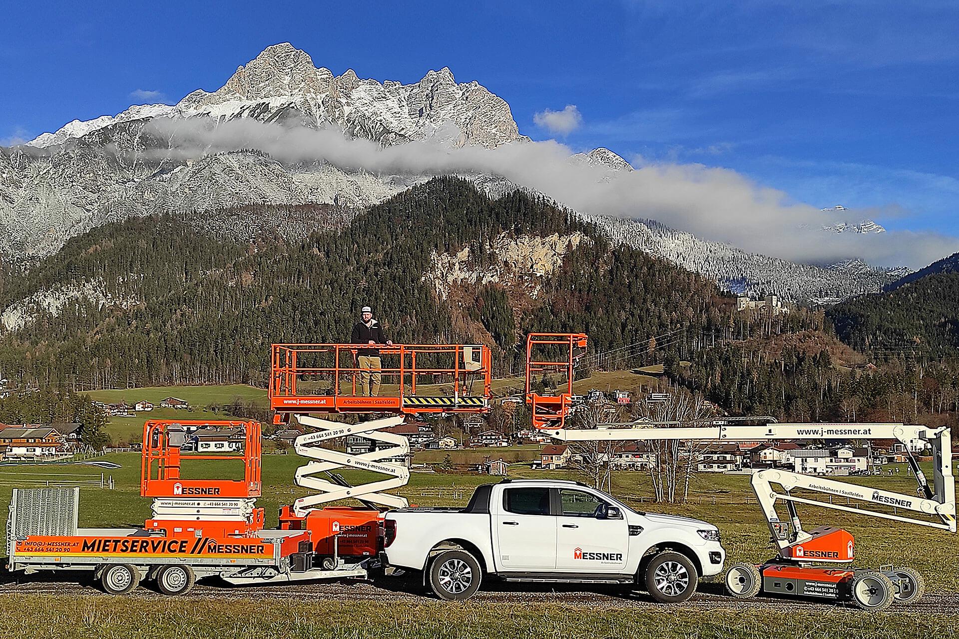 Read more about the article Drei neue Partner für Baumaschinen-Mietplattform