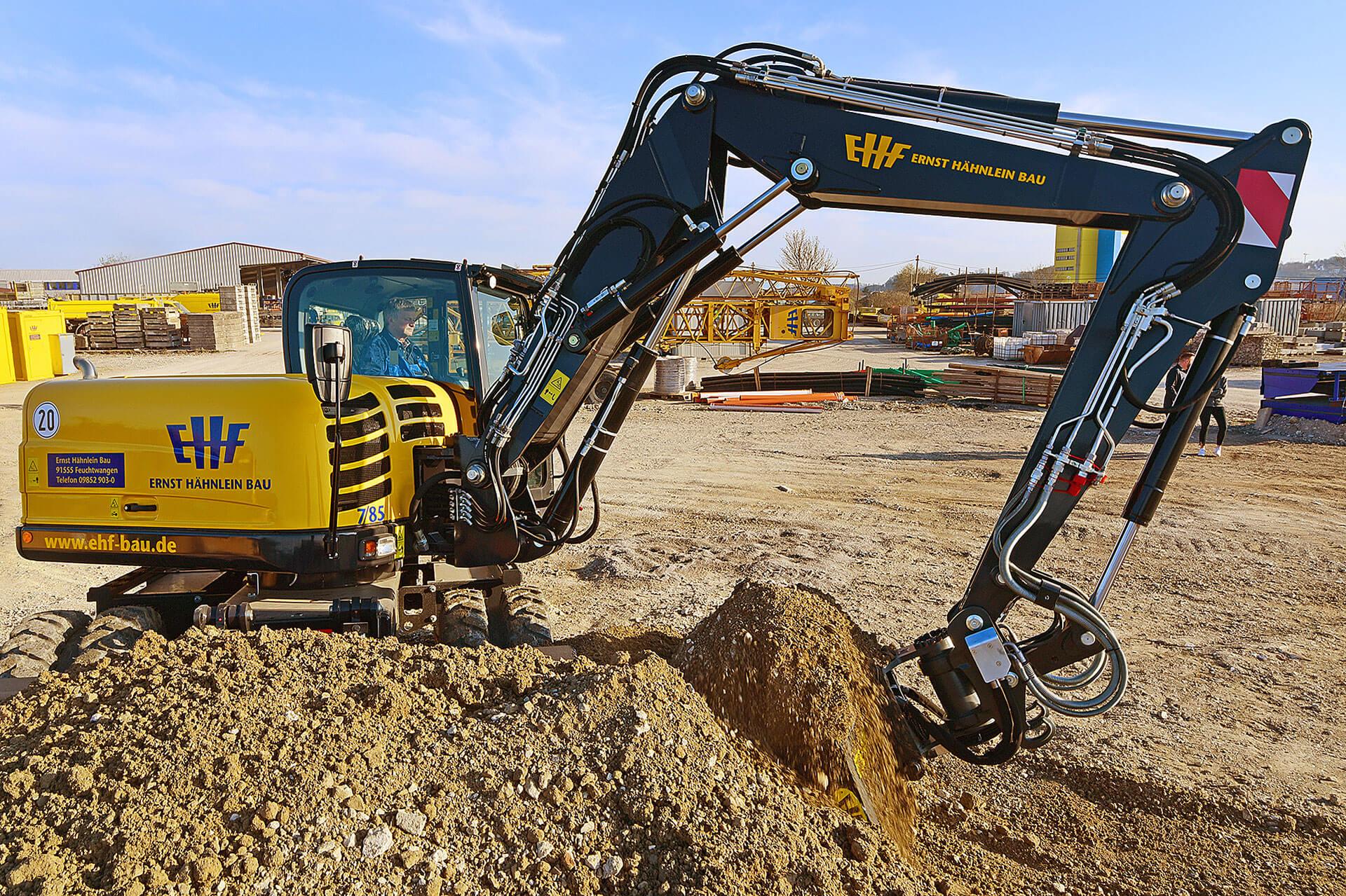 Read more about the article Baufirma setzt auf Vielseitigkeit