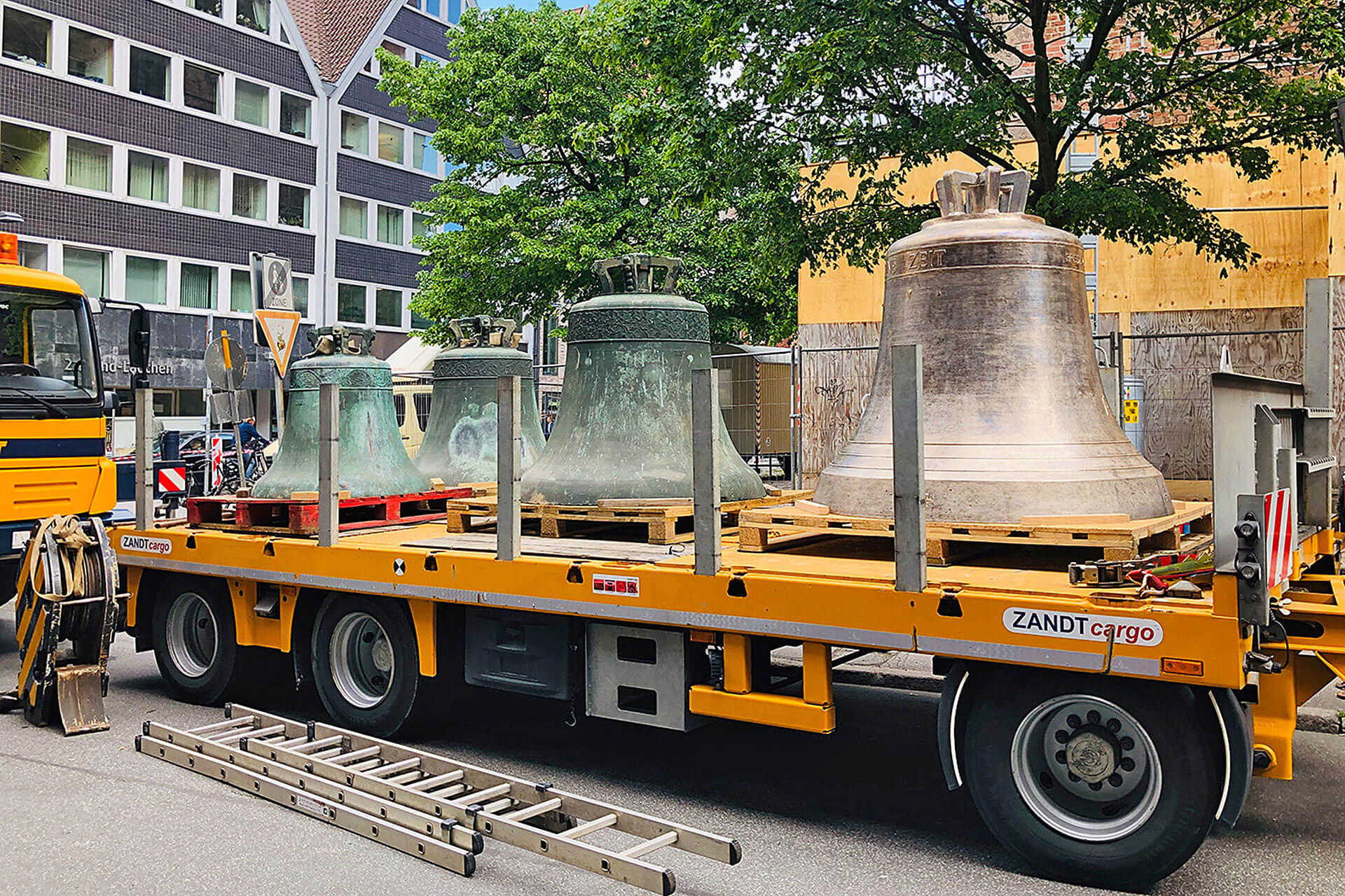 Read more about the article Transport auf Wolke sieben