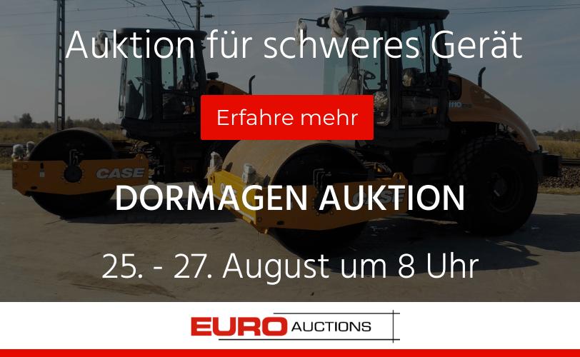 Werbung: EUROAUCTIONS