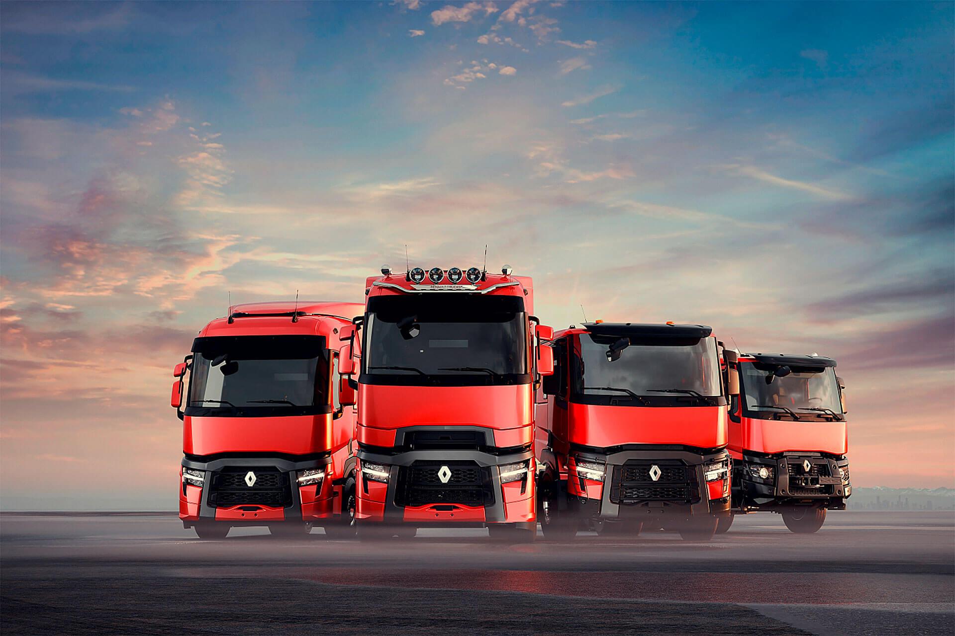 Read more about the article Neues aus der Design-Küche von Renault Trucks