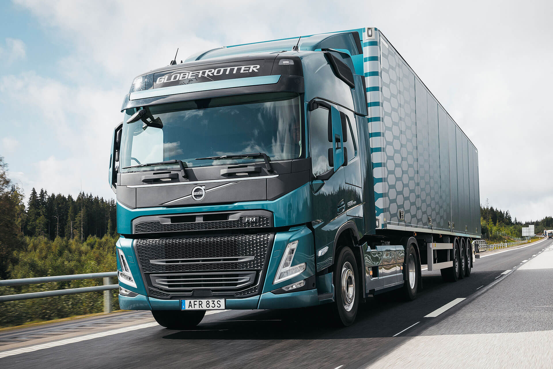 You are currently viewing Von Volvo kommen einige der besten Nutzfahrzeuge 2021