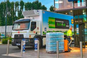 Neues Angebot von Renault Trucks für den Verteilerverkehr: D Wide Z.E.