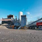 Kaltrecycling – nachhaltig und baustellennah